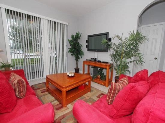 Luxury 3 Bedroom 2 Bathroom Condo in Windsor Hills. 2778AL-103 - Image 1 - Orlando - rentals