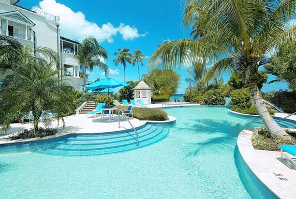 Barbados Villa 115 Part Of The Most Luxurious Beachfront Condominiums On The Exclusive West Coast Of Barbados. - Image 1 - Speightstown - rentals