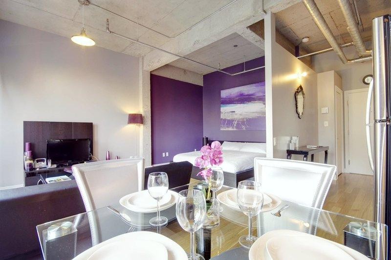Corporate Housing Montreal Lavender Loft - Lavender - Montreal - rentals
