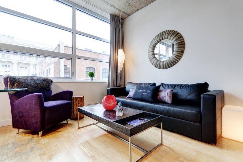 vacation apartment montreal william - William - Montreal - rentals
