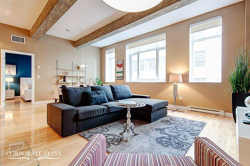 Luxury 2BDR Apt in Downtown, All Included - Fully Equipped - Image 1 - Montreal - rentals