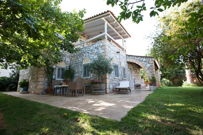 Southeast view of the house! - Vacations at your pace in Greece, #AthensSuburbs ! - Vari - rentals