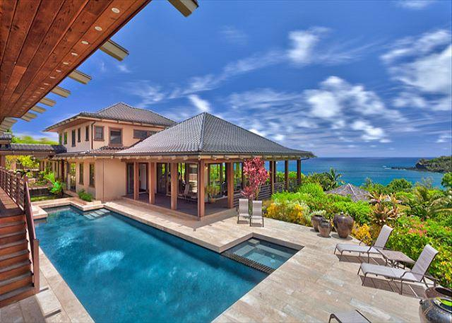 Extraordinary Island Retreat on Kauai's North Shore - Image 1 - Kalihiwai - rentals