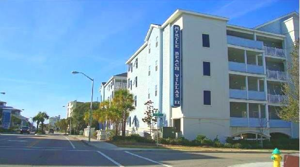 Myrtle Beach Villas 4 Bedroom Condo with Pool, Grill, Hot Tub - Image 1 - Myrtle Beach - rentals