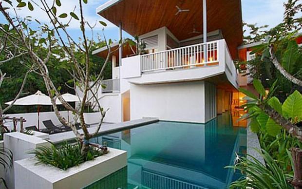 Unique Design 5 Bedroom Pool Villa for Rent in Phuket - kam04 - Image 1 - Kamala - rentals