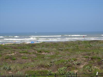 View - Marisol Condominiums  Unit 203 - South Padre Island - rentals