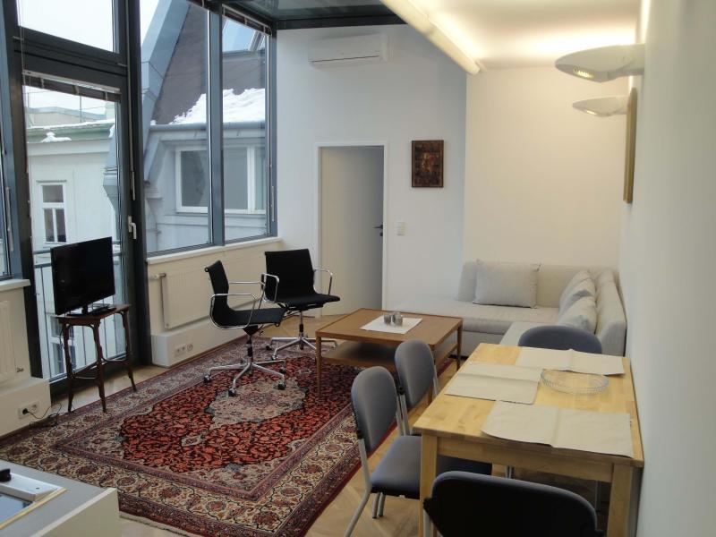 Living room - Living Vienna / Atelier - Vienna - rentals