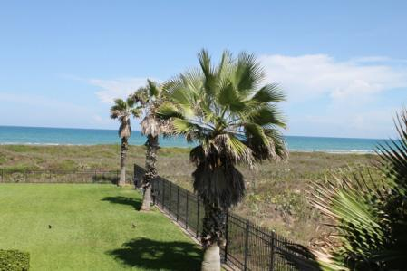 View - Marisol Condominiums Unit 201 - South Padre Island - rentals