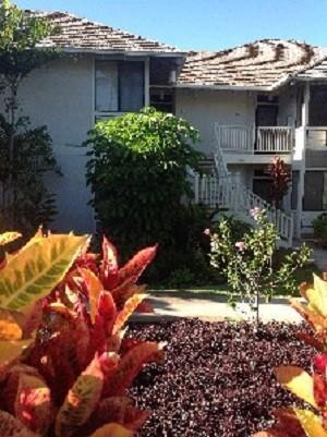Front entrance to the condo - Charming Grand Champion Condo! - Maui - rentals