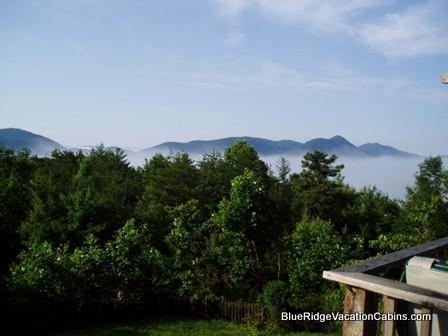 AMAZING VIEWS*Hot tub*30acres*Private*AC*Wifi - Image 1 - Boone - rentals
