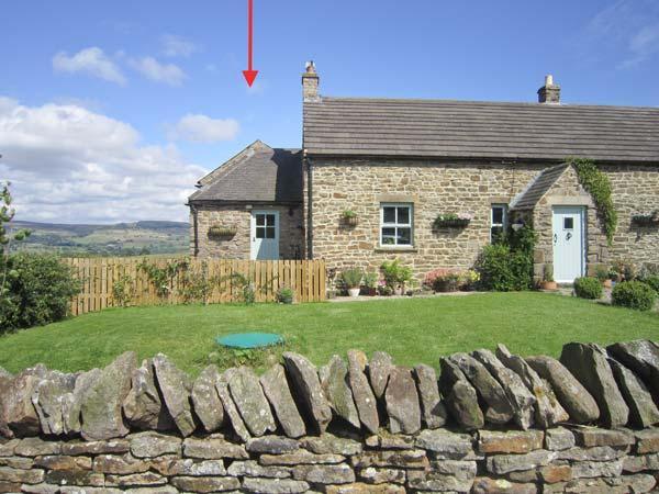 LUNEDALE COTTAGE, stone-built semi-detached cottage, off road parking, garden, in Mickleton, Ref 906275 - Image 1 - Mickleton - rentals