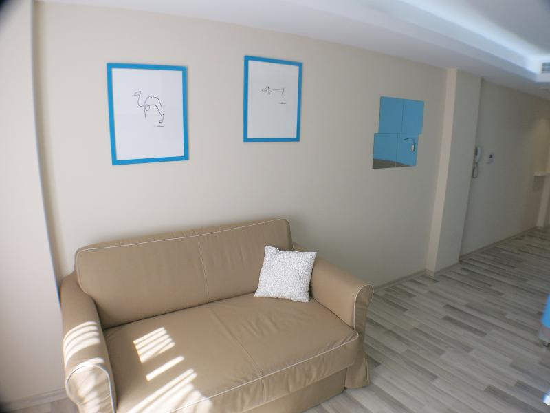 Centrally Located Cozy Studio - Image 1 - Istanbul - rentals