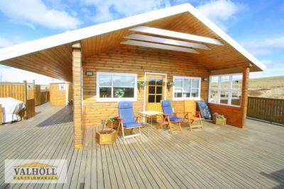 Luxury summerhouse close to Golden Circle - Image 1 - Fludir - rentals
