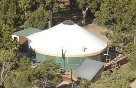 The YURT at Screwball Ranch - The YURT at Screwball Ranch - Cedaredge - rentals