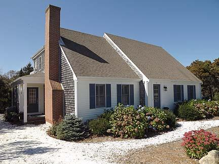 Front - West Chatham Cape Cod Vacation Rental (2005) - Chatham - rentals