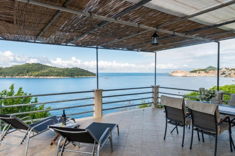 terrace - Blue Infinity - Dubrovnik - rentals