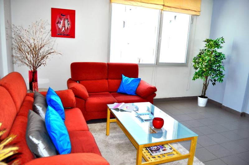 Living Room - Excellent and well located - Santa Cruz de Tenerife - rentals