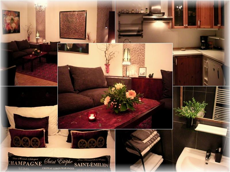 Room overview - Apartment by Vitkov Hill + balcony+FREE PARKING - Prague - rentals