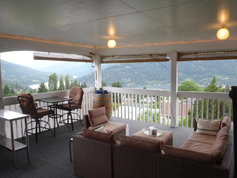 Great views in all directions from the deck. - Best views in Nelson - Nelson - rentals