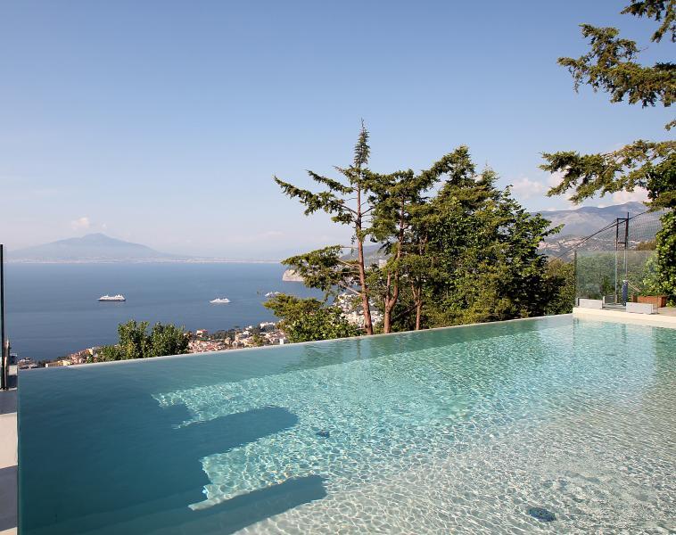 Villa Rental in Campania, Sant'Agata sui due Golfi - Villa Sogni di Sorrento - Image 1 - Sant' Agata - rentals