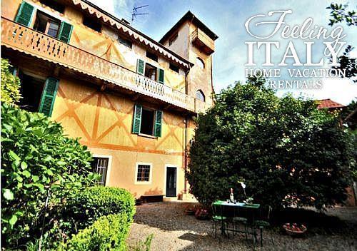 Villa Solcio, Historical villa - Image 1 - Lesa - rentals