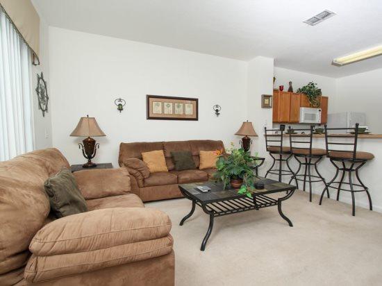 3 Bedroom 3 Bathroom Townhome In Windsor Hills Resort. 7659SKC - Image 1 - Orlando - rentals