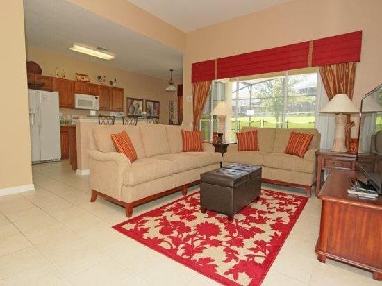 5 Bedroom 5 Bath Pool home in Windsor Hills 2630DS - Image 1 - Orlando - rentals