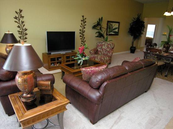 Luxury 4 Bedroom 4 Bath Home With Private Pool & Spa. 7811BFS - Image 1 - Orlando - rentals