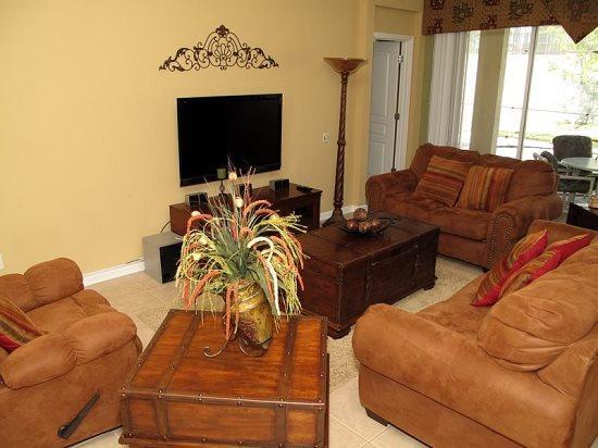 4 Bedroom 4 Bathroom Luxury Home in Windsor Hills. 2610BS - Image 1 - Orlando - rentals