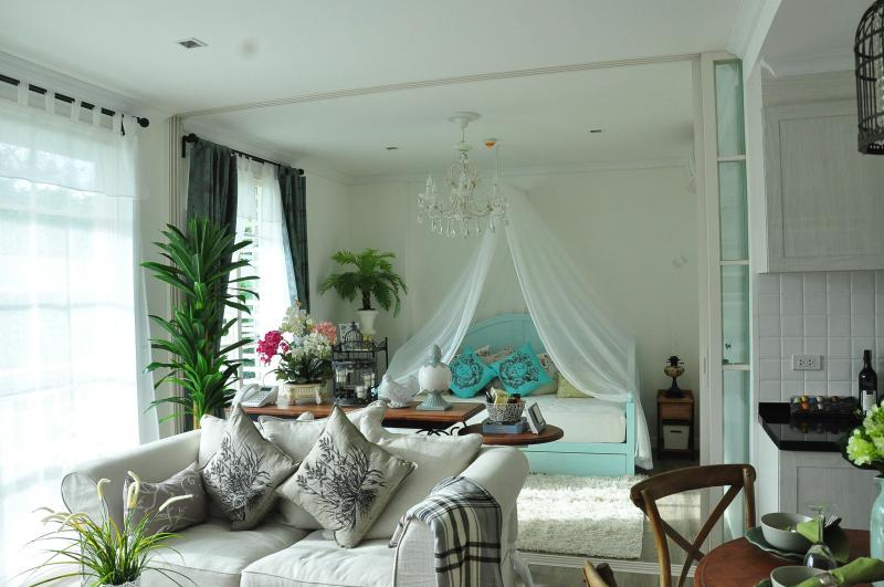 Bedroom no.2 [with an extra bed] - New Condo in Hua-Hin [SUMMER] - Hua Hin - rentals