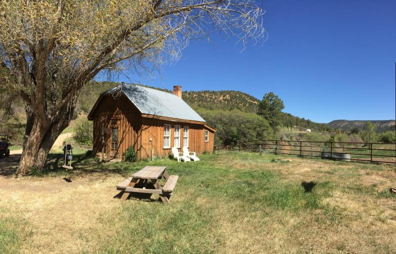 Schoolhouse - Cherry Creek Mountain Ranch, School House - Durango - rentals
