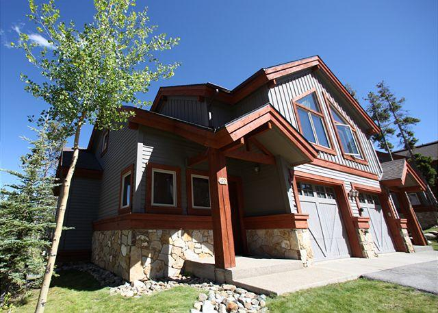 Amber Sky Saddlewood - 3 Bedroom Ski In Ski Out on Snowflake Run - Breckenridge - rentals