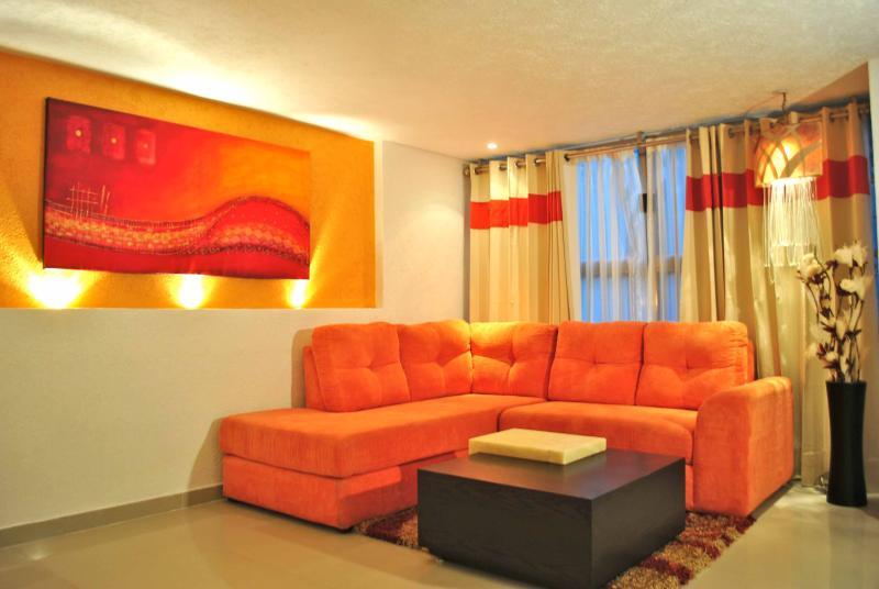 Living Space - Business Suite ORANGE near Reforma Avenue - Mexico City - rentals