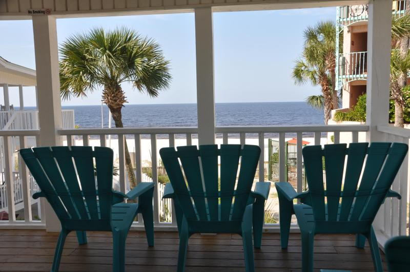 Baby Bahama upper beach cottage - sleeps 2-6 - Image 1 - Panama City Beach - rentals