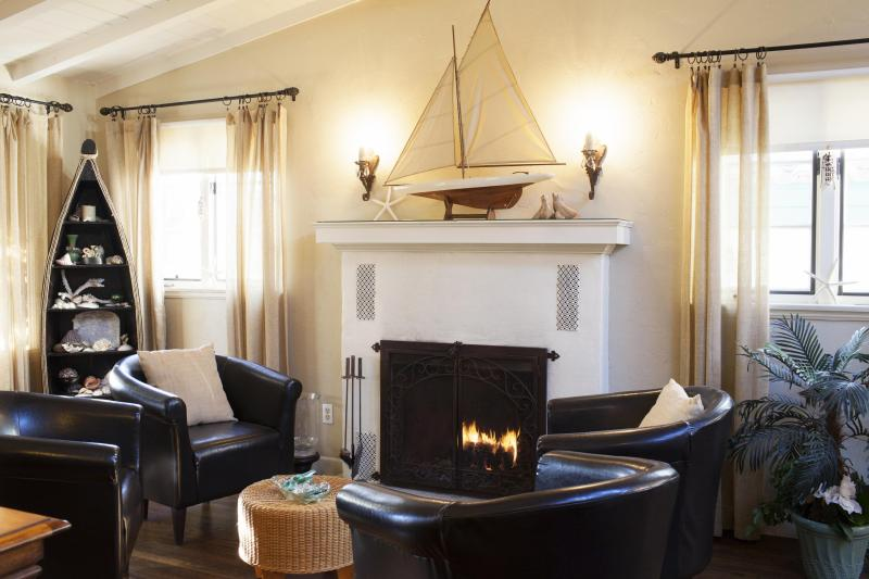 Living Room Area - San Clemente Beach House - San Clemente - rentals