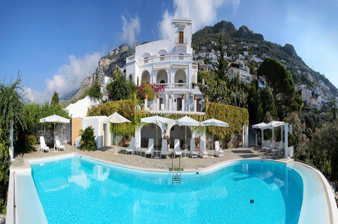 Luxury villa in Praiano - Image 1 - Praiano - rentals