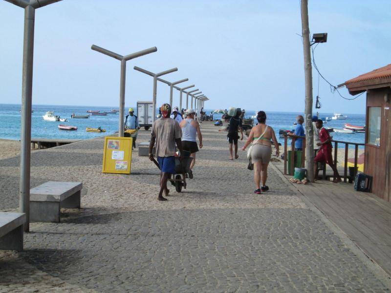 Cape Verde  Residence Bounty studio for rent - Image 1 - Santa Maria - rentals