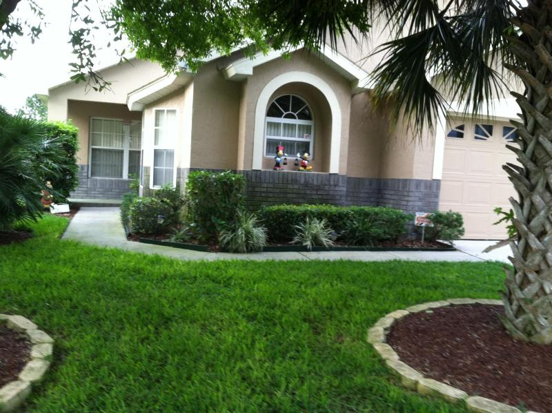 exterior of house - Amazing Villa- Spring Special for June 10-13, 2015 - Kissimmee - rentals