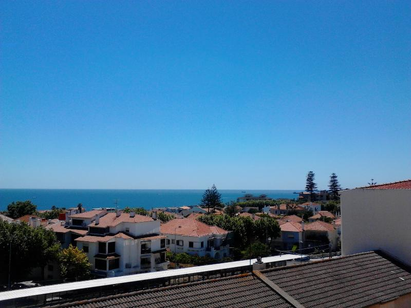 ivingroom view - Sea View Appartment Estoril Cascais Parede - Parede - rentals