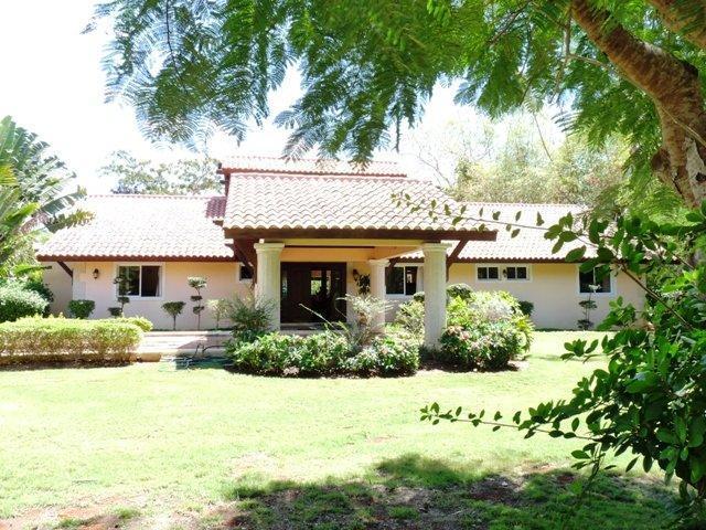 Viveros Villa I, Casa de Campo, La Romana, R.D - Image 1 - La Romana - rentals