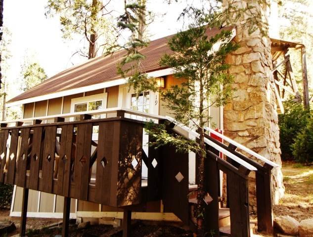 Lake Arrowhead Antlers 19 - Image 1 - Twin Peaks - rentals