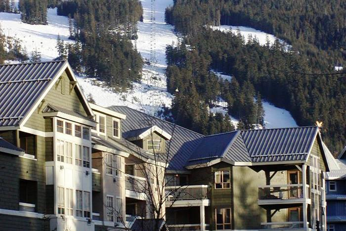 Tyndall Stone Lodge 205 - Image 1 - Whistler - rentals