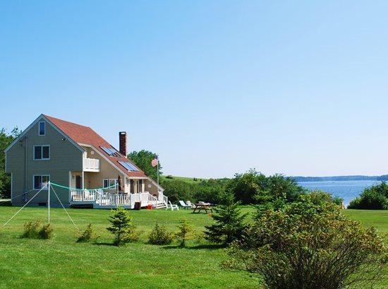 Eagle Watch - EAGLE WATCH BEACH HOUSE - Town of Cushing - Cushing - rentals