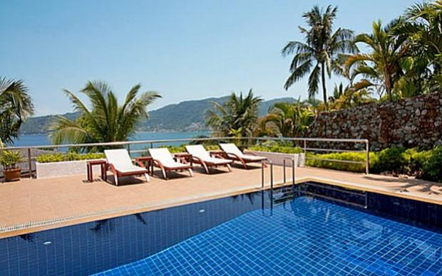 One of the Best Vacation Packages in Phuket - pat07 - Image 1 - Patong - rentals