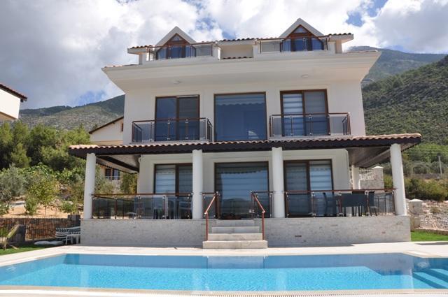 Angel Devine Villa B - Image 1 - Fethiye - rentals
