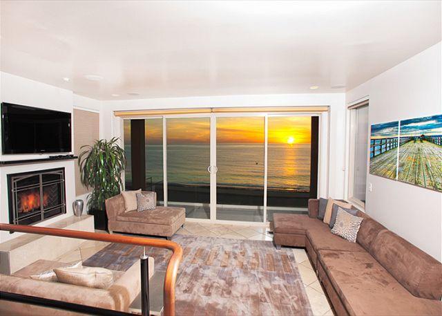 Modern Luxury, custom comforts, and unparalleled white water ocean views - Image 1 - La Jolla - rentals