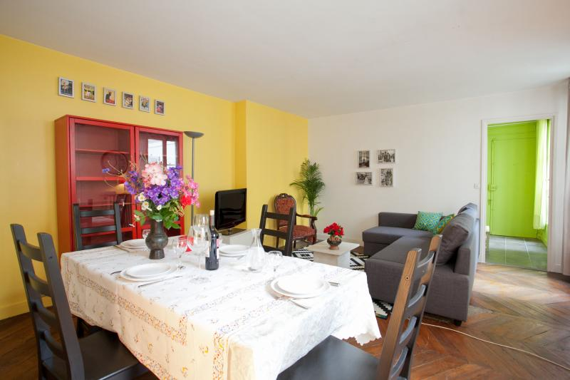 Apartment for 4 center Paris Jardin des Plantes - Image 1 - Paris - rentals