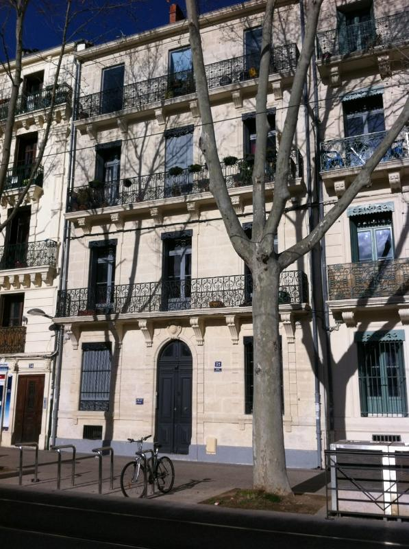 L'APPART EN VILLE : Left Ground floor of this old building - L'appart En Ville - A Hight Level Accommodation In Montpellier City Center - Montpellier - rentals