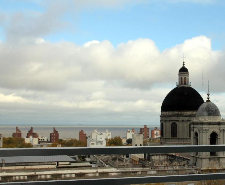 View - Lovely Sturdio in Montevideo best location! (82) - Montevideo - rentals