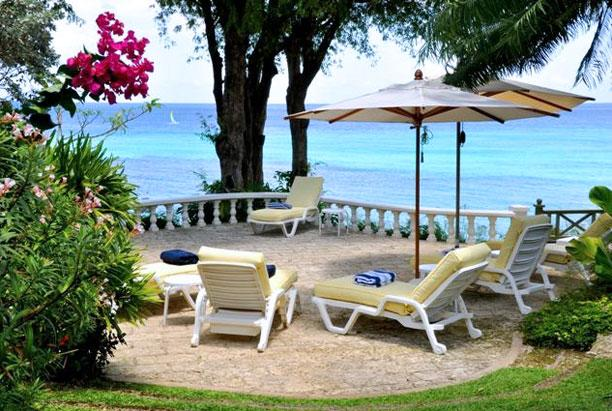 Barbados Villa 120 Looking Out To The Gardens And The Inviting Waters Of The Caribbean Sea. - Image 1 - Fitts - rentals